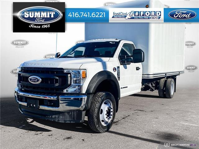 2020 Ford F-550 Chassis XL (Stk: 20Y7848) in Toronto - Image 1 of 24