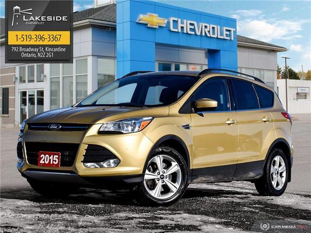 2015 Ford Escape SE (Stk: G1045B) in Kincardine - Image 1 of 7