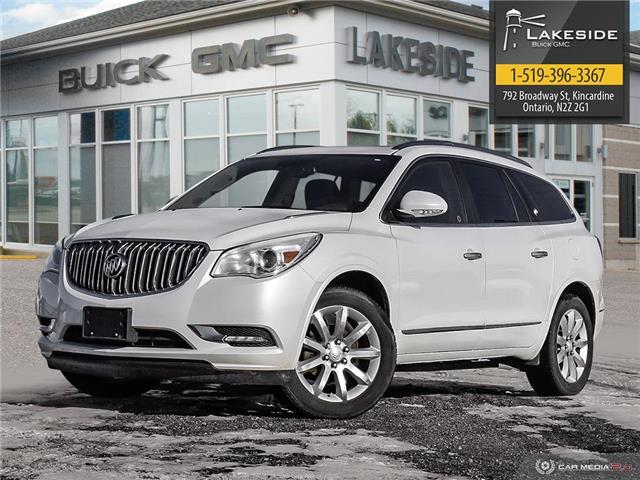 2016 Buick Enclave Premium (Stk: B0028A) in Kincardine - Image 1 of 28