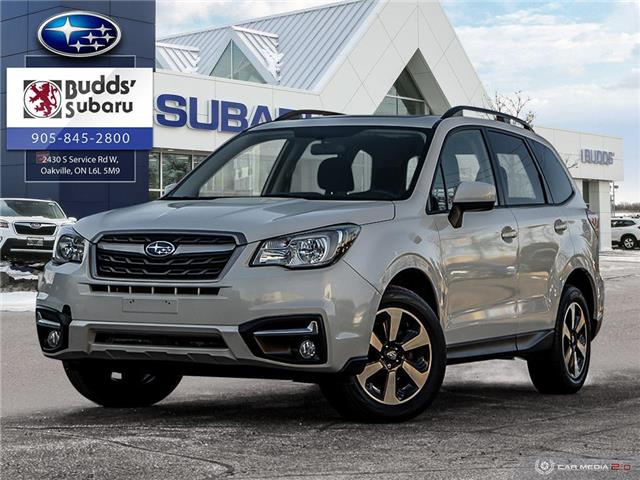 2018 Subaru Forester 2.5i Touring (Stk: F21042A) in Oakville - Image 1 of 28