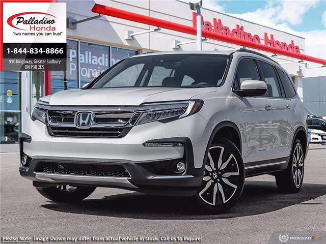 2021 Honda Pilot Touring 7P (Stk: 23001) in Greater Sudbury - Image 1 of 23