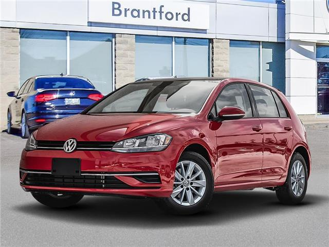 2020 Volkswagen Golf Comfortline (Stk: GO20272) in Brantford - Image 1 of 10