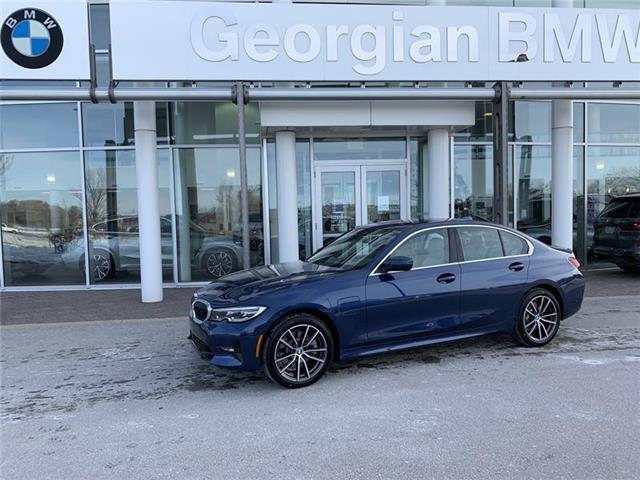 2021 BMW 330e xDrive (Stk: B21083) in Barrie - Image 1 of 9