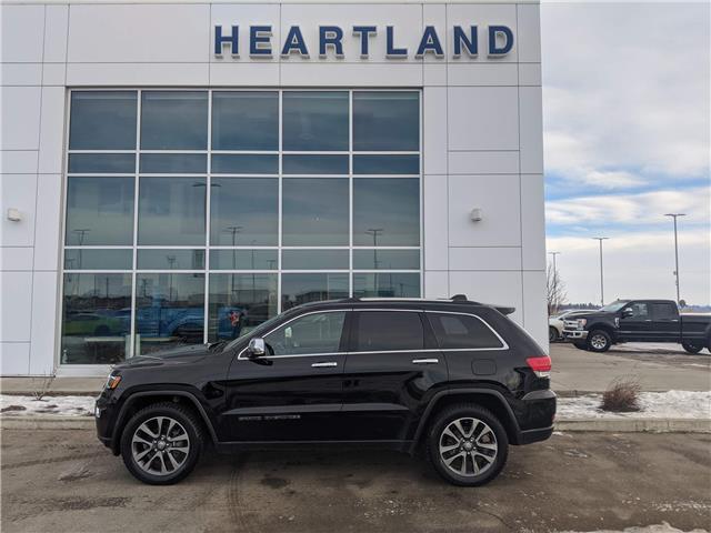 2018 Jeep Grand Cherokee Limited (Stk: LLT227A) in Fort Saskatchewan - Image 1 of 29