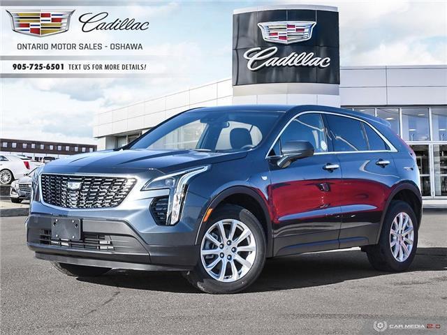 2021 Cadillac XT4 Luxury (Stk: T1052015) in Oshawa - Image 1 of 18