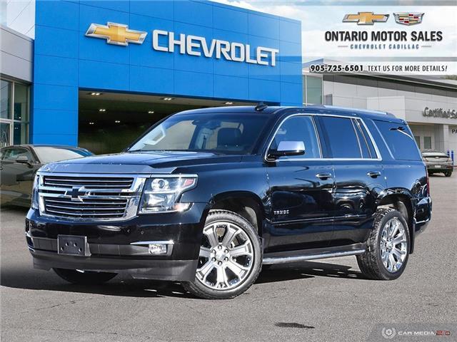 2018 Chevrolet Tahoe Premier 1GNSKCKC9JR240728 516559A in Oshawa