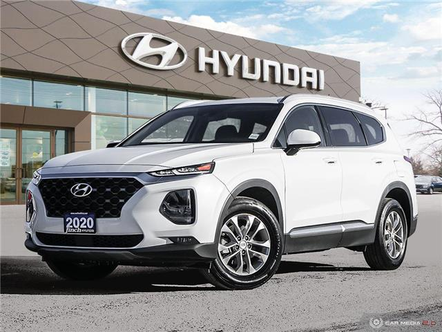 2020 Hyundai Santa Fe Essential 2.4  w/Safety Package (Stk: 98412) in London - Image 1 of 27