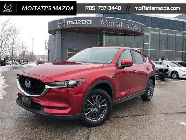 2019 Mazda CX-5 GS (Stk: 28856) in Barrie - Image 1 of 22