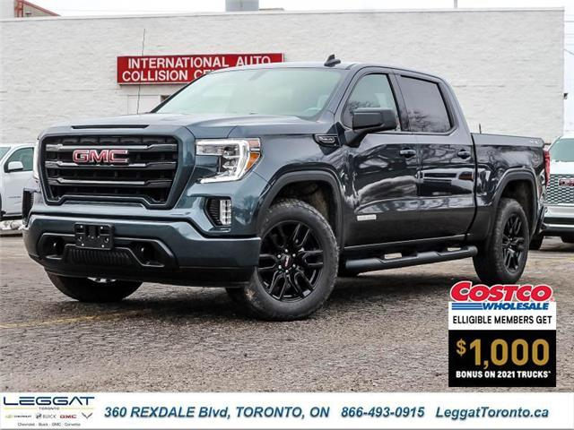 2021 GMC Sierra 1500 Elevation (Stk: 193051) in Etobicoke - Image 1 of 24