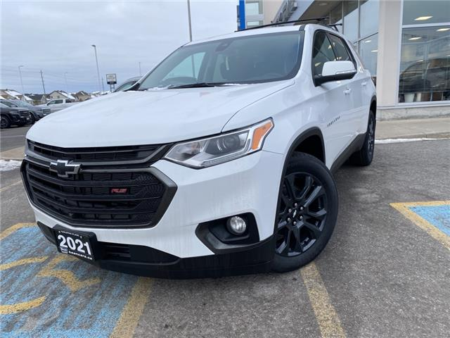 2021 Chevrolet Traverse RS (Stk: 145321) in Carleton Place - Image 1 of 13