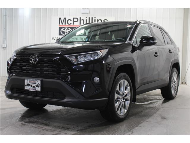 2021 Toyota RAV4 XLE (Stk: C169951) in Winnipeg - Image 1 of 19
