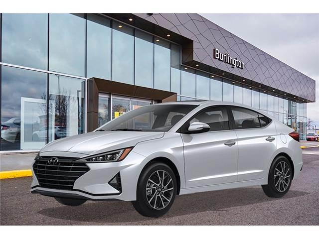 2020 Hyundai Elantra Preferred w/Sun & Safety Package (Stk: N1728) in Burlington - Image 1 of 3
