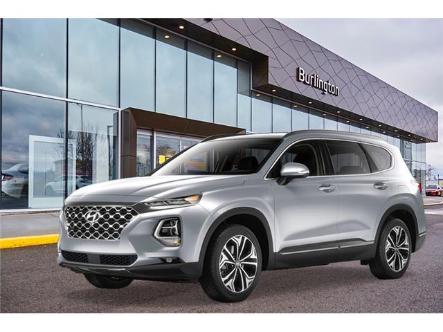 2020 Hyundai Santa Fe Preferred 2.4 (Stk: N2075) in Burlington - Image 1 of 3
