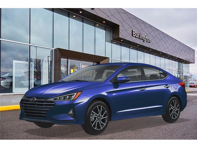 2020 Hyundai Elantra Luxury (Stk: N1620) in Burlington - Image 1 of 3