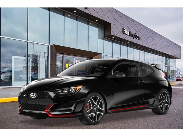 2020 Hyundai Veloster Luxury (Stk: N2190) in Burlington - Image 1 of 3