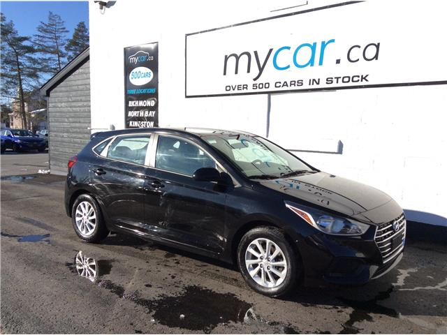 2020 Hyundai Accent Preferred (Stk: 201317) in Ottawa - Image 1 of 21