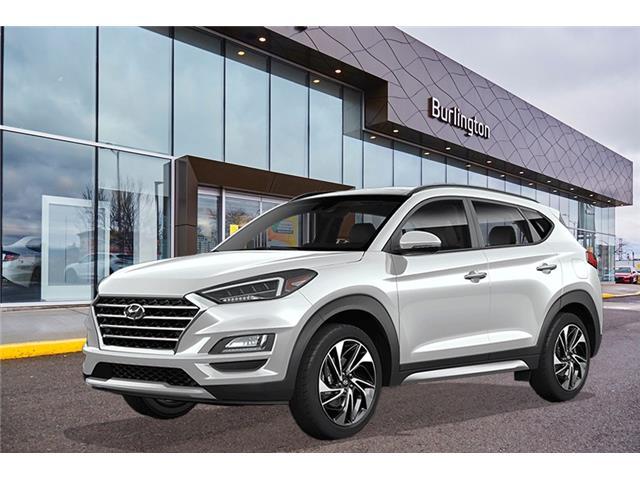 2021 Hyundai Tucson Preferred w/Sun & Leather Package (Stk: N2615) in Burlington - Image 1 of 3