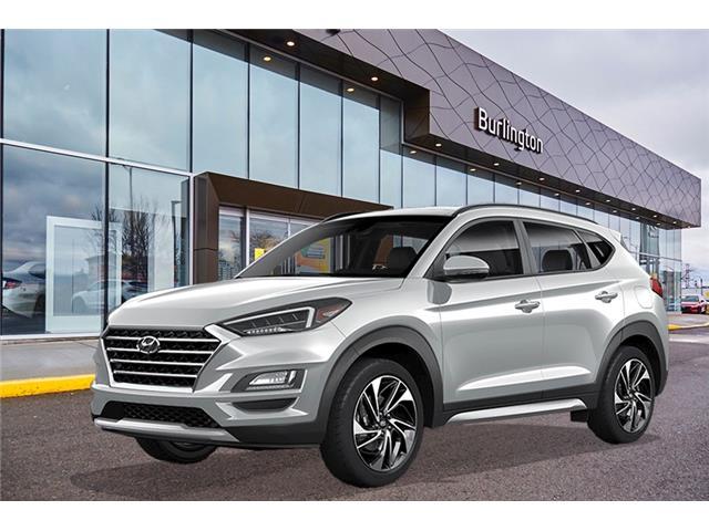 2021 Hyundai Tucson Preferred w/Sun & Leather Package (Stk: N2620) in Burlington - Image 1 of 3