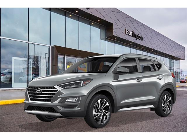 2021 Hyundai Tucson Preferred w/Sun & Leather Package (Stk: N2718) in Burlington - Image 1 of 3
