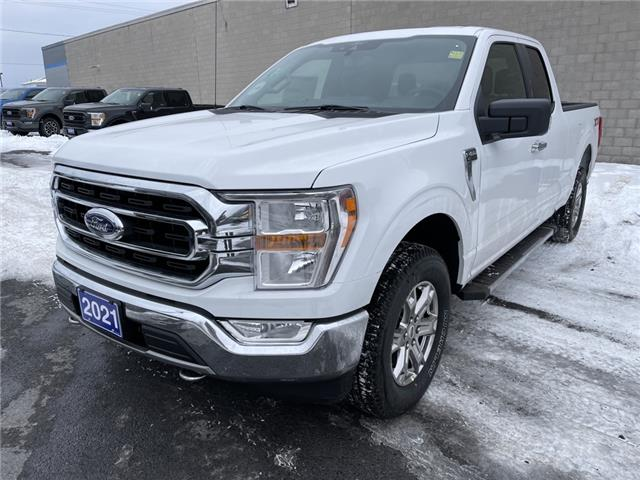 2021 Ford F-150 XLT (Stk: 21010) in Cornwall - Image 1 of 14