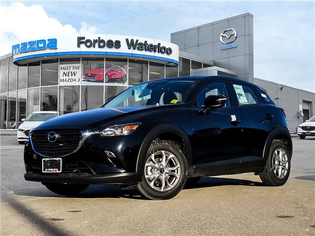 2021 Mazda CX-3 GS (Stk: G7127) in Waterloo - Image 1 of 14