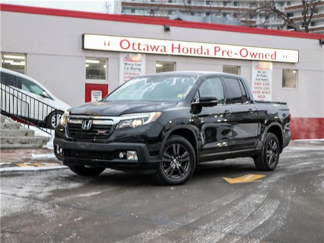 2019 Honda Ridgeline Sport (Stk: 339791) in Ottawa - Image 1 of 27