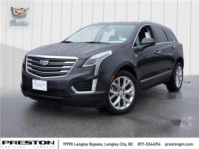 2018 Cadillac XT5 Luxury (Stk: X31241) in Langley City - Image 1 of 30