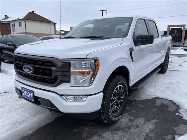 2021 Ford F-150 XLT (Stk: 21016) in Cornwall - Image 1 of 14