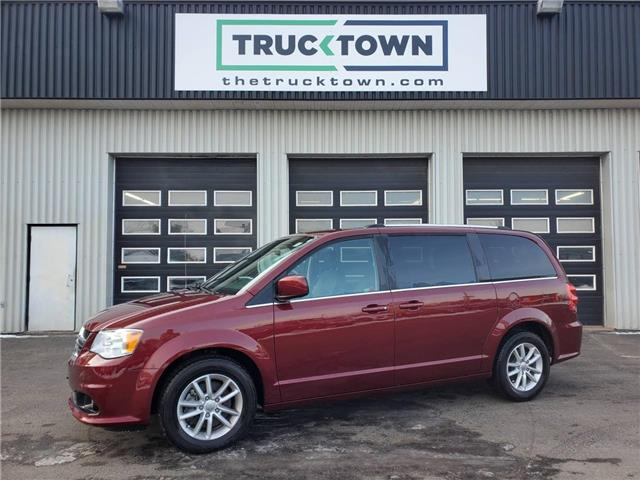 2019 Dodge Grand Caravan CVP/SXT (Stk: T0004) in Smiths Falls - Image 1 of 24
