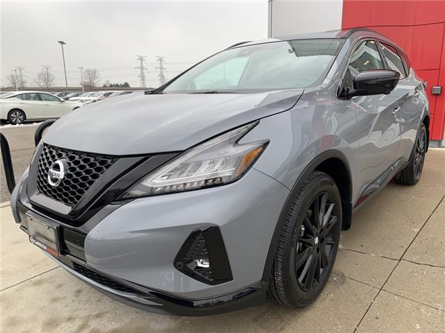 2021 Nissan Murano SL (Stk: MC101474) in Bowmanville - Image 1 of 8