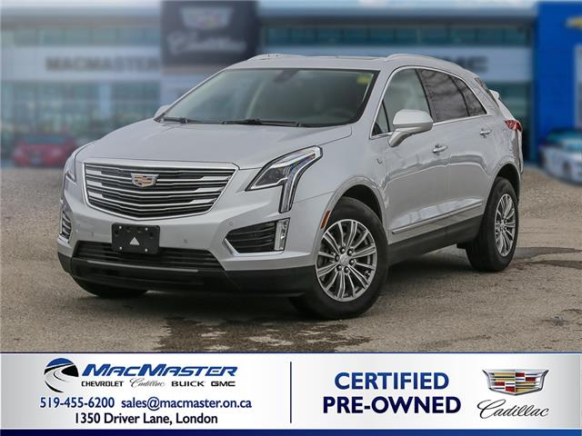 2017 Cadillac XT5 Luxury (Stk: 210194PA) in London - Image 1 of 10