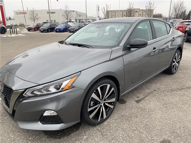 2021 Nissan Altima 2.5 SR (Stk: MN303438) in Bowmanville - Image 1 of 12