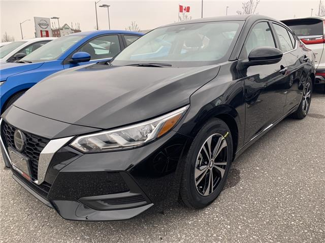 2020 Nissan Sentra SV (Stk: LY303820) in Bowmanville - Image 1 of 1