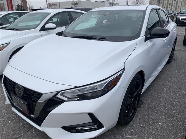 2021 Nissan Sentra SR (Stk: MY211654) in Bowmanville - Image 1 of 1