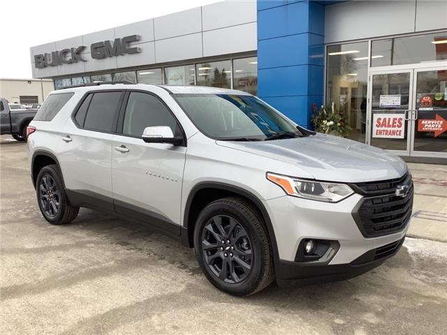 2021 Chevrolet Traverse RS (Stk: 21-489) in Listowel - Image 1 of 18