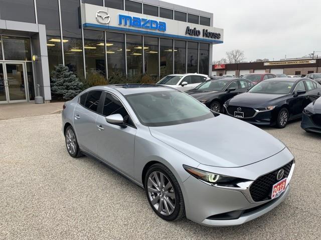 2019 Mazda Mazda3 GT (Stk: M4543) in Sarnia - Image 1 of 9