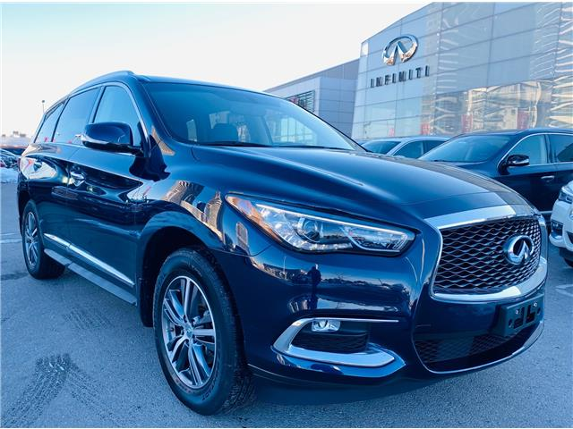 2018 Infiniti QX60 Base (Stk: H8995A) in Thornhill - Image 1 of 20