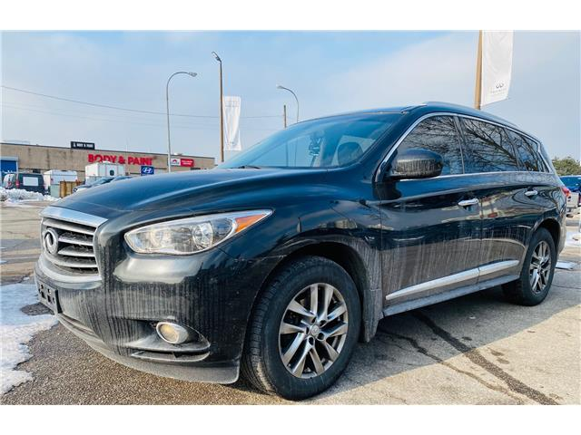 2013 Infiniti JX35 Base (Stk: ) in Thornhill - Image 1 of 7