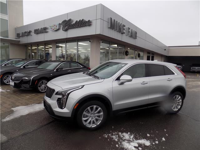 2021 Cadillac XT4 Luxury (Stk: 21142) in Smiths Falls - Image 1 of 14