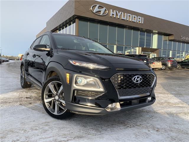 2019 Hyundai Kona 1.6T Ultimate (Stk: H2673) in Saskatoon - Image 1 of 25