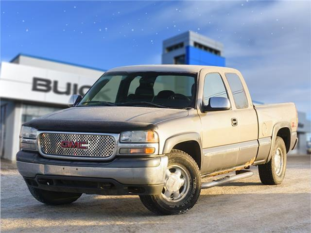 2000 GMC Sierra 1500 SLT (Stk: T20-1573AA) in Dawson Creek - Image 1 of 11