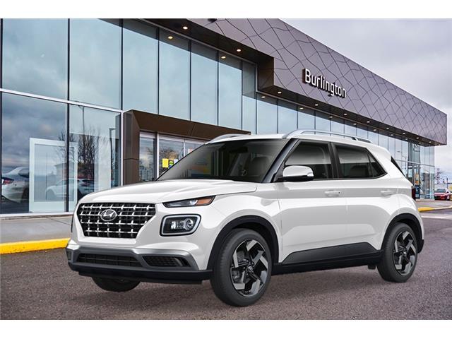 2021 Hyundai Venue Essential w/Two-Tone (Stk: N2745) in Burlington - Image 1 of 3