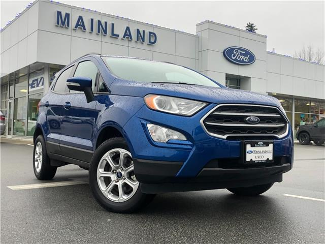 2018 Ford EcoSport SE (Stk: P6670) in Vancouver - Image 1 of 30
