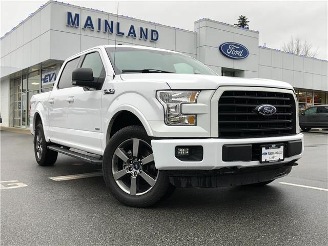 2016 Ford F-150 XLT (Stk: P9156) in Vancouver - Image 1 of 30
