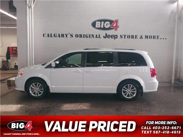 2020 Dodge Grand Caravan Premium Plus (Stk: L447) in Calgary - Image 1 of 14