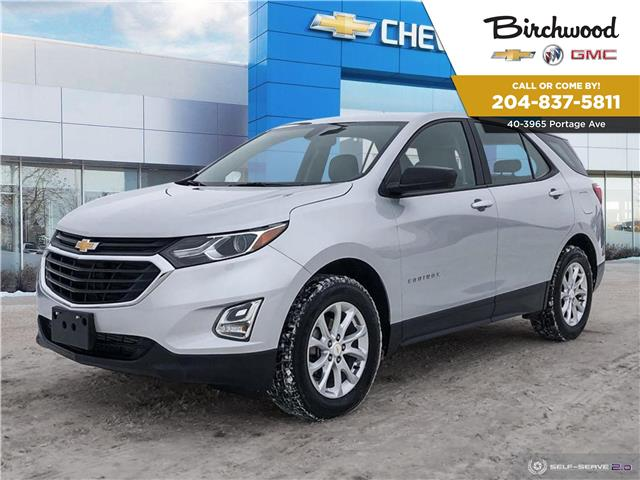 2018 Chevrolet Equinox LS (Stk: F3RM3K) in Winnipeg - Image 1 of 26