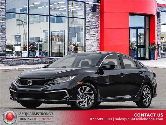 2021 Honda Civic EX (Stk: 221085) in Huntsville - Image 1 of 23