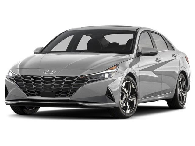 2021 Hyundai Elantra Preferred w/Sun & Tech Pkg (Stk: HFH022) in Toronto - Image 1 of 3