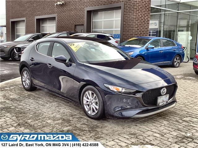 2019 Mazda Mazda3 Sport GS (Stk: 30377A) in East York - Image 1 of 30