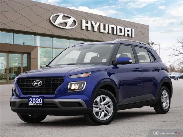 2020 Hyundai Venue Preferred (Stk: 98501) in London - Image 1 of 27